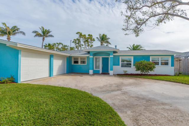 105 Deleon Road, Cocoa Beach, FL 32931 (MLS #807771) :: Premium Properties Real Estate Services