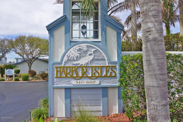510 S Brevard Avenue #113, Cocoa Beach, FL 32931 (MLS #807866) :: Premium Properties Real Estate Services