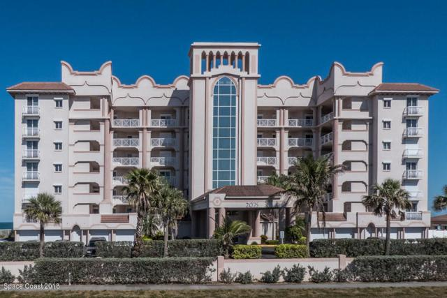 2075 Highway A1a #2603, Indian Harbour Beach, FL 32937 (MLS #807914) :: Pamela Myers Realty
