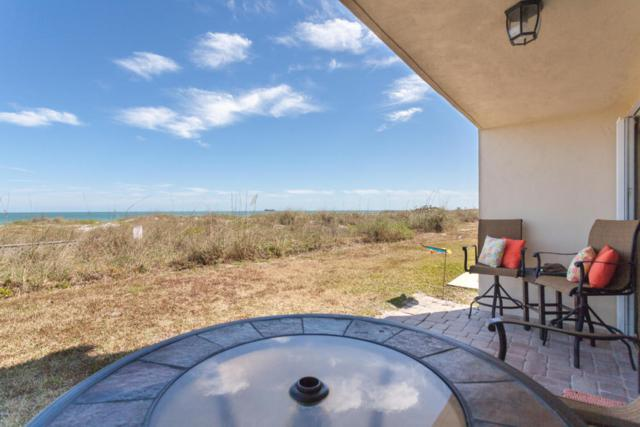 171 N Atlantic Avenue #25, Cocoa Beach, FL 32931 (MLS #807942) :: Premium Properties Real Estate Services