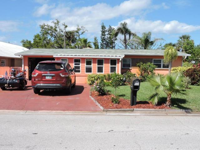 308 Tyler Avenue, Cape Canaveral, FL 32920 (MLS #807967) :: Pamela Myers Realty