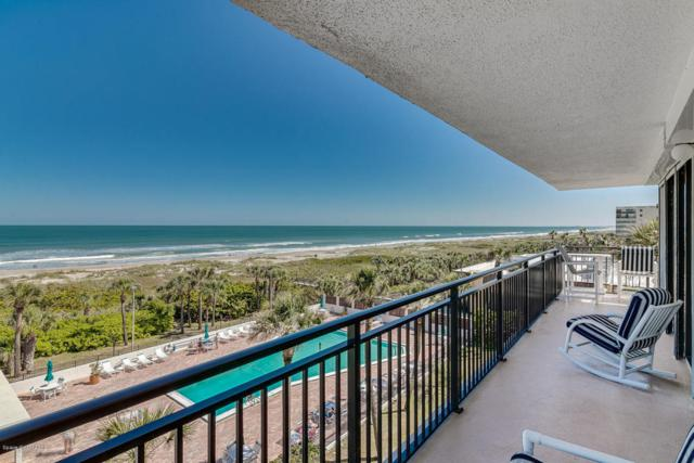 2100 N Atlantic Avenue #501, Cocoa Beach, FL 32931 (MLS #807979) :: Pamela Myers Realty