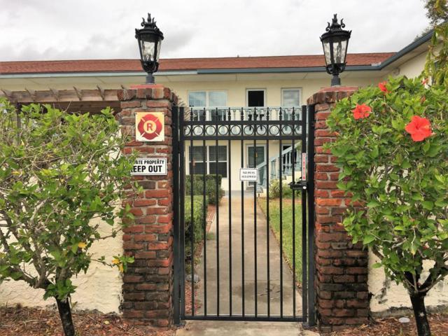 300 Monroe Avenue #8, Cape Canaveral, FL 32920 (MLS #807989) :: Premium Properties Real Estate Services