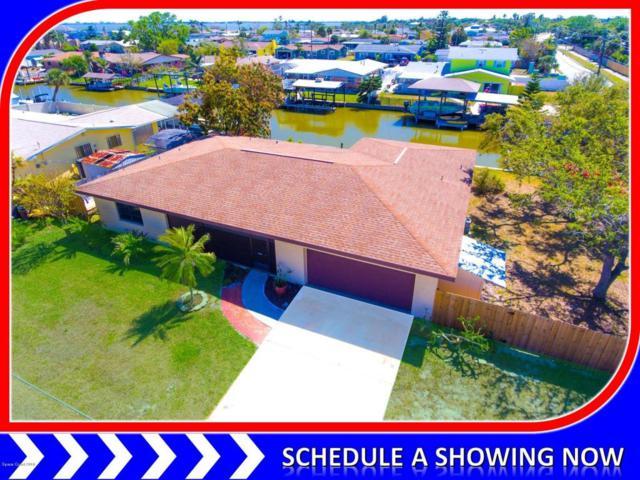 1607 Shore Drive, Merritt Island, FL 32952 (MLS #808005) :: Premium Properties Real Estate Services
