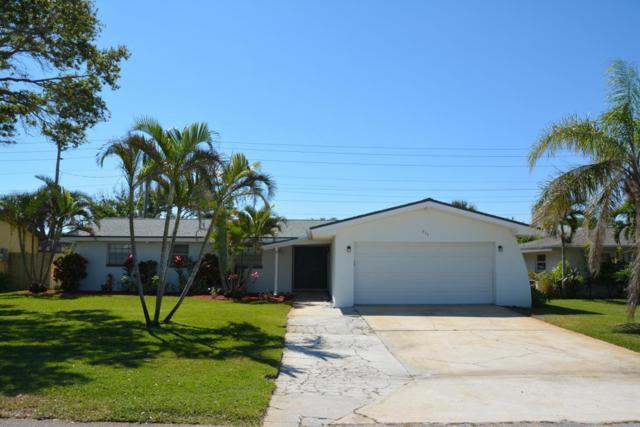 331 Bahama Drive, Indialantic, FL 32903 (MLS #808078) :: Premium Properties Real Estate Services