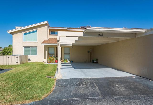 214 Augusta Way, Melbourne, FL 32940 (MLS #808114) :: Premium Properties Real Estate Services