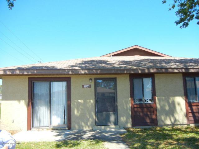 1050 N Fiske Boulevard #604, Cocoa, FL 32922 (MLS #808131) :: Premium Properties Real Estate Services