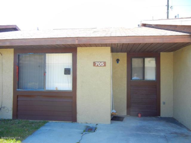 1050 N Fiske Boulevard #705, Cocoa, FL 32922 (MLS #808134) :: Premium Properties Real Estate Services