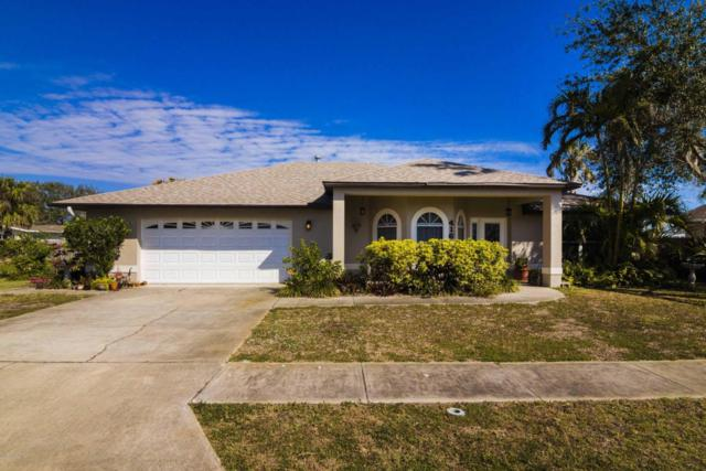416 Lighthouse Landing Street, Satellite Beach, FL 32937 (MLS #808158) :: Premium Properties Real Estate Services
