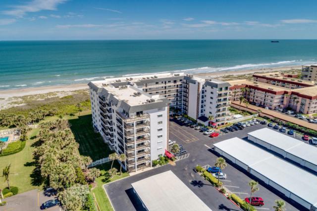 650 N Atlantic Avenue #610, Cocoa Beach, FL 32931 (MLS #808190) :: Premium Properties Real Estate Services