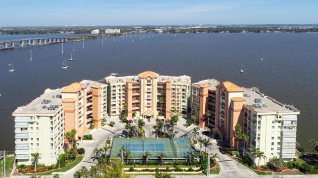 100 Riverside Drive #405, Cocoa, FL 32922 (MLS #808191) :: Premium Properties Real Estate Services