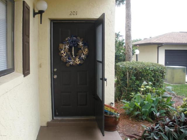 325 S Banana River Boulevard #201, Cocoa Beach, FL 32931 (MLS #808196) :: Premium Properties Real Estate Services