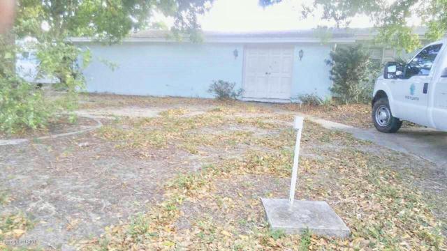 265 Hunt Drive, Merritt Island, FL 32953 (MLS #808213) :: Premium Properties Real Estate Services