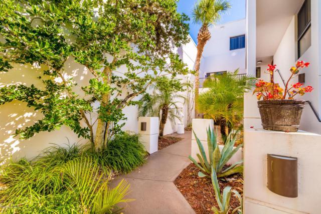 260 Aquarina Boulevard #260, Melbourne Beach, FL 32951 (MLS #808275) :: Pamela Myers Realty