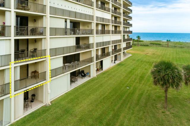 1830 N Atlantic Avenue #205, Cocoa Beach, FL 32931 (MLS #808477) :: Pamela Myers Realty