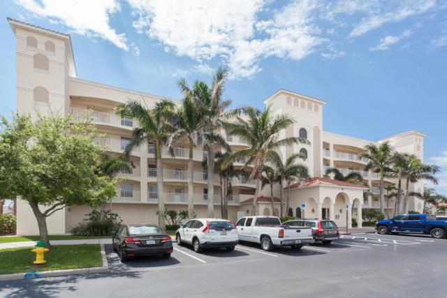 561 Casa Bella Drive #201, Cape Canaveral, FL 32920 (MLS #808500) :: Premium Properties Real Estate Services