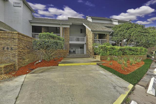 585 Shadow Wood Lane #122, Titusville, FL 32780 (MLS #808548) :: Premium Properties Real Estate Services