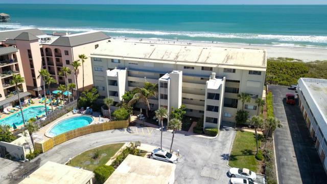 5050 Ocean Beach Boulevard #105, Cocoa Beach, FL 32931 (MLS #808564) :: Pamela Myers Realty