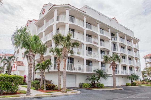 8932 Laguna Lane #302, Cape Canaveral, FL 32920 (MLS #808574) :: Pamela Myers Realty
