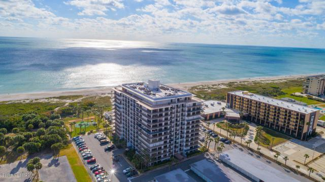 2100 N Atlantic Avenue #707, Cocoa Beach, FL 32931 (MLS #808761) :: Pamela Myers Realty