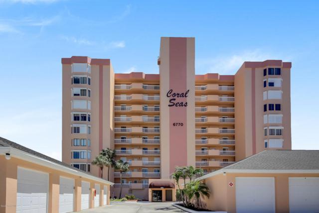 6770 Ridgewood Avenue #205, Cocoa Beach, FL 32931 (MLS #808798) :: Premium Properties Real Estate Services