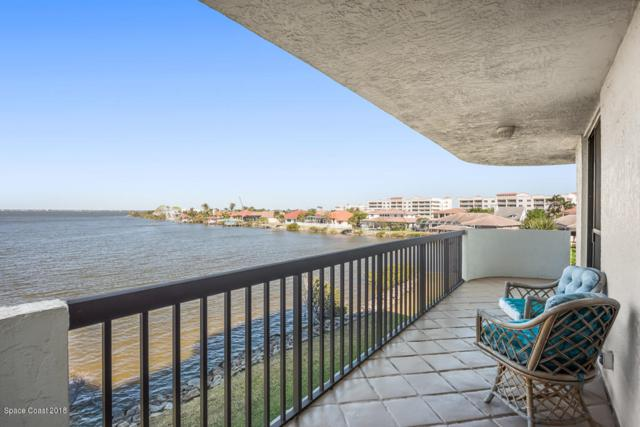 300 Columbia Drive #3301, Cape Canaveral, FL 32920 (MLS #808869) :: Pamela Myers Realty