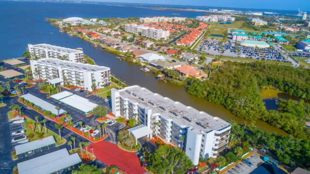 300 Columbia Drive #1081, Cape Canaveral, FL 32920 (MLS #809179) :: Pamela Myers Realty