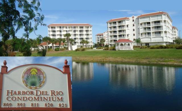 801 Del Rio Way #404, Merritt Island, FL 32953 (MLS #809565) :: Pamela Myers Realty