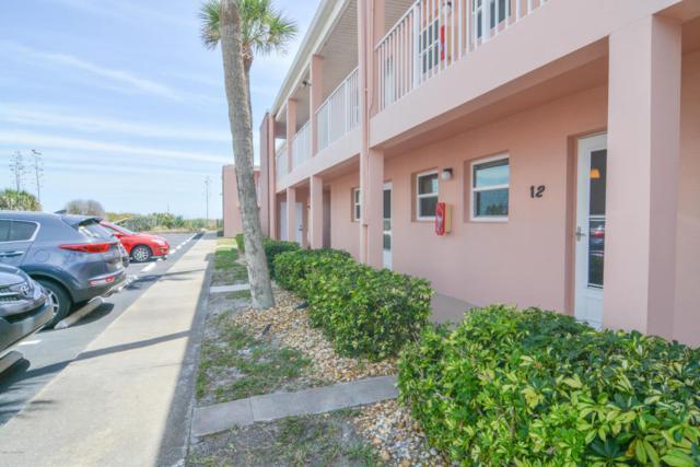 3620 Ocean Beach Boulevard #12, Cocoa Beach, FL 32931 (MLS #809632) :: Premium Properties Real Estate Services