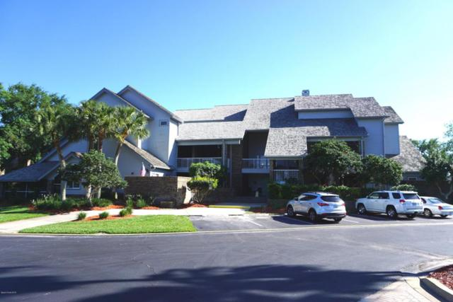 585 Shadow Wood Lane #124, Titusville, FL 32780 (MLS #809768) :: Premium Properties Real Estate Services