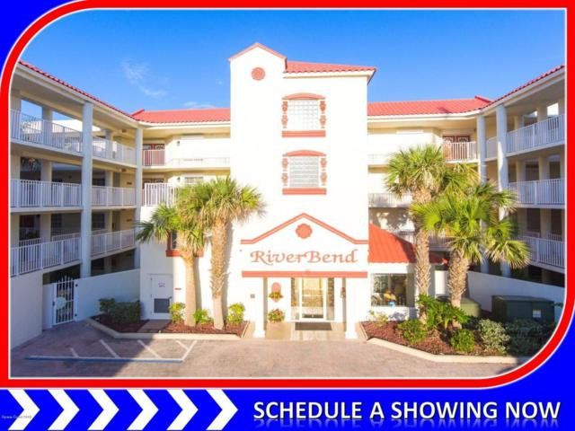 3360 S Atlantic Avenue #304, Cocoa Beach, FL 32931 (MLS #809823) :: Pamela Myers Realty