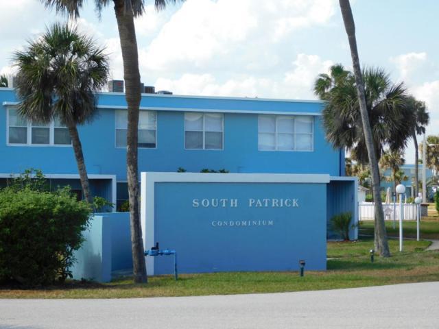 55 Sea Park Boulevard #105, Satellite Beach, FL 32937 (MLS #809870) :: Premium Properties Real Estate Services
