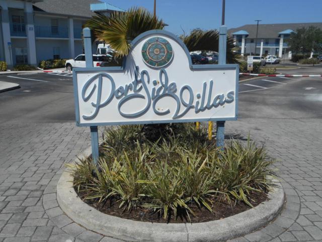 131 Portside Avenue #101, Cape Canaveral, FL 32920 (MLS #809926) :: Pamela Myers Realty