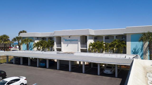 301 S Miramar Avenue #305, Indialantic, FL 32903 (MLS #810209) :: Premium Properties Real Estate Services