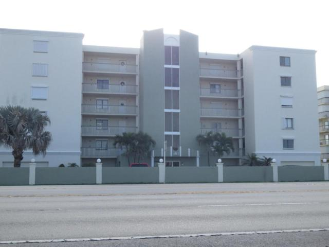 405 Highway A1a #334, Satellite Beach, FL 32937 (MLS #810393) :: Premium Properties Real Estate Services
