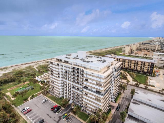 2100 N Atlantic Avenue #1104, Cocoa Beach, FL 32931 (MLS #810434) :: Pamela Myers Realty