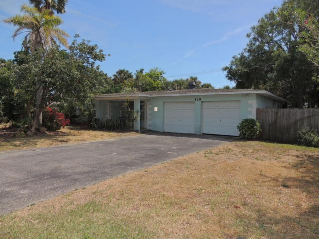 119 W Suwannee Lane, Cocoa Beach, FL 32931 (MLS #810437) :: Premium Properties Real Estate Services