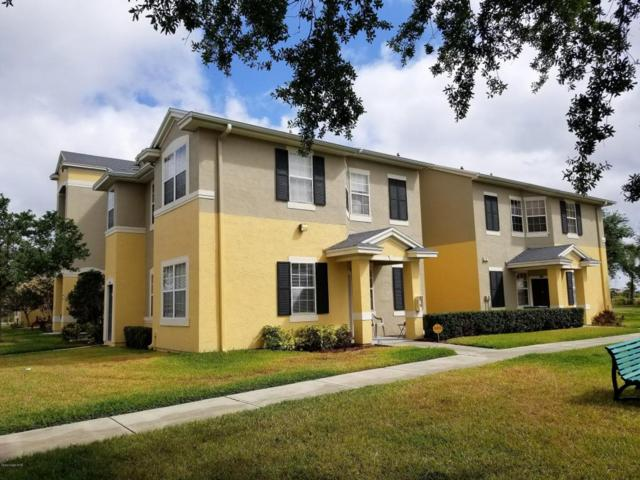 5692 Star Rush Drive #205, Melbourne, FL 32940 (MLS #810659) :: Premium Properties Real Estate Services
