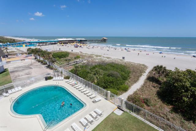 5300 Ocean Beach Boulevard #506, Cocoa Beach, FL 32931 (MLS #810695) :: Premium Properties Real Estate Services