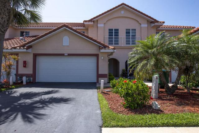 8426 Maria Court #10, Cape Canaveral, FL 32920 (MLS #810702) :: Pamela Myers Realty