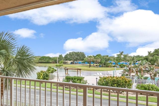 604 Shorewood Drive #204, Cape Canaveral, FL 32920 (MLS #810759) :: Pamela Myers Realty