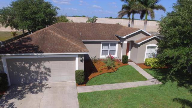 1773 Laramie Circle, Melbourne, FL 32940 (MLS #810815) :: Better Homes and Gardens Real Estate Star