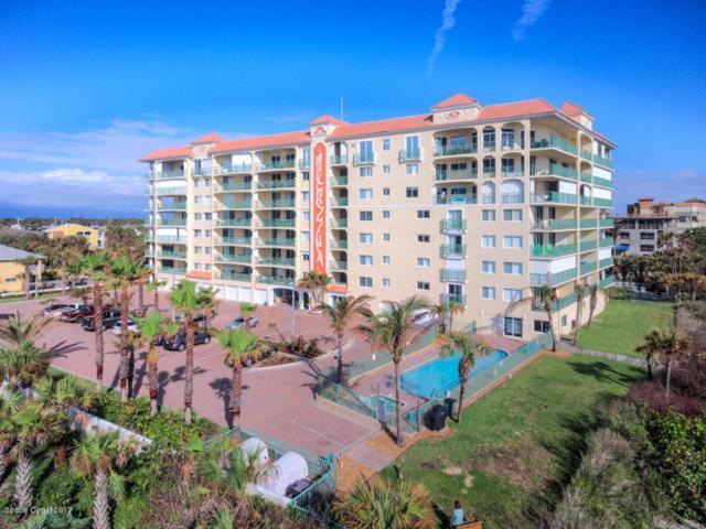 420 Harding Avenue #805, Cocoa Beach, FL 32931 (MLS #810824) :: Premium Properties Real Estate Services