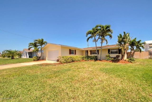 545 Royal Palm Boulevard, Satellite Beach, FL 32937 (MLS #810836) :: Better Homes and Gardens Real Estate Star