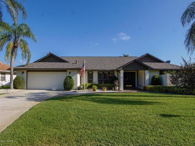 529 Crystal Lake Drive, Melbourne, FL 32940 (MLS #810853) :: Better Homes and Gardens Real Estate Star