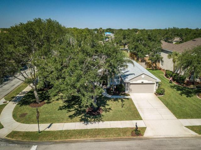 6042 Newbury Circle, Melbourne, FL 32940 (MLS #810959) :: Better Homes and Gardens Real Estate Star