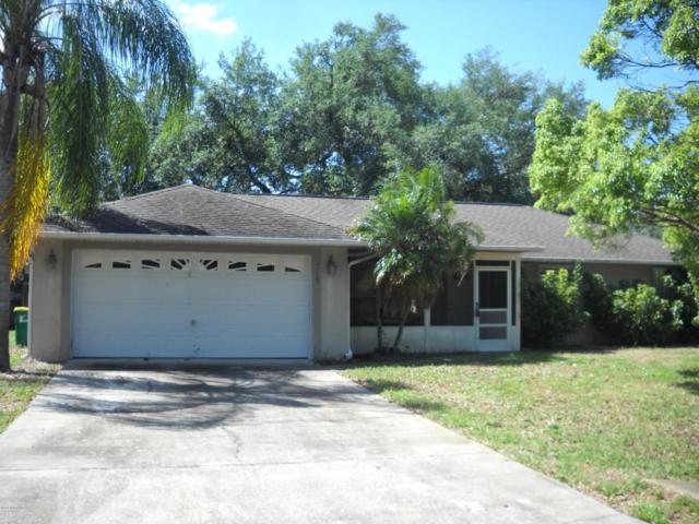 5115 Mayflower Street, Cocoa, FL 32927 (MLS #811053) :: Better Homes and Gardens Real Estate Star