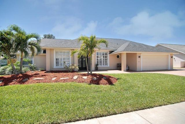 190 Martesia Way, Indian Harbour Beach, FL 32937 (MLS #811087) :: Better Homes and Gardens Real Estate Star