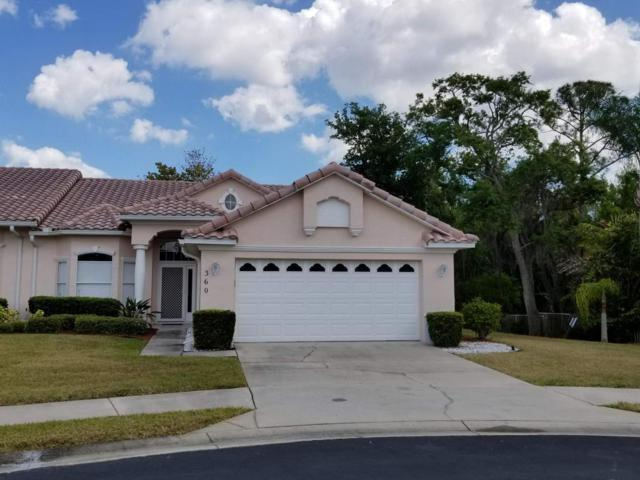 360 Shell Cove Drive, Melbourne, FL 32940 (MLS #811101) :: Better Homes and Gardens Real Estate Star