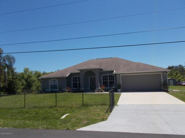 3349 Caraway Street, Cocoa, FL 32926 (MLS #811107) :: Better Homes and Gardens Real Estate Star